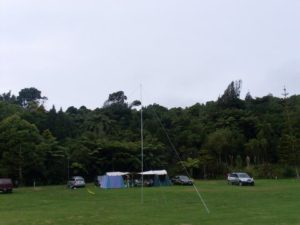 Field Day Set Up
