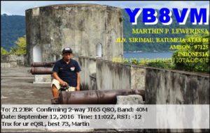 DXCC 327 - Indonesia