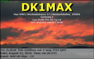 DXCC 230 - Fed. Rep. of Germany
